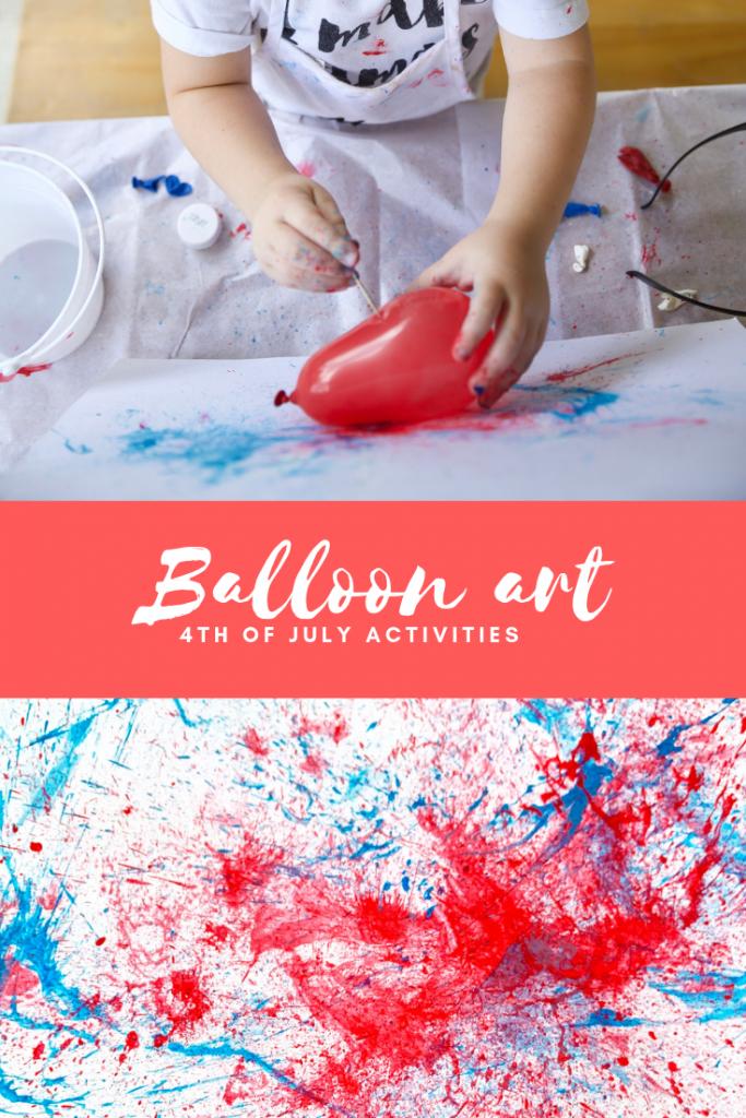 Balloon Art craft