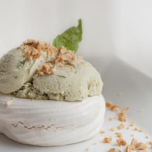 Basil ice cream recipe